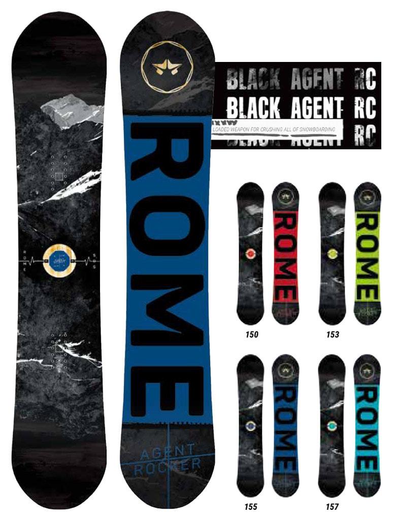 BLACK AGENT RC
